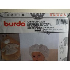 BURDA Sewing Pattern 9944