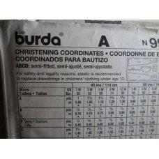 BURDA Sewing Pattern 9944