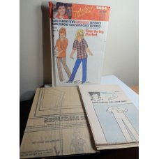 Butterick Marie Osmond Sewing Pattern 6654