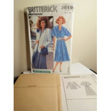 Butterick Sewing Pattern 3619