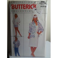 Butterick Sewing Pattern 3824