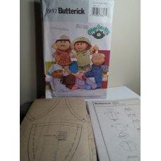 Butterick Sewing Pattern 3932