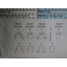 Butterick Sewing Pattern 3968