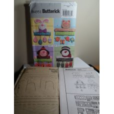 Butterick Sewing Pattern 4951