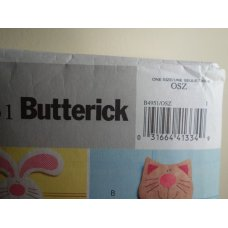 Butterick Sewing Pattern 4951