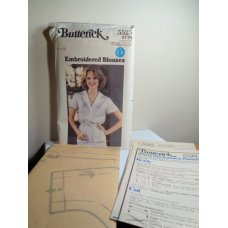 Butterick Sewing Pattern 5525