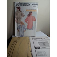 Butterick Sewing Pattern 6016