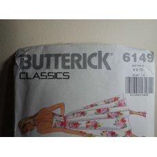 Butterick Sewing Pattern 6149