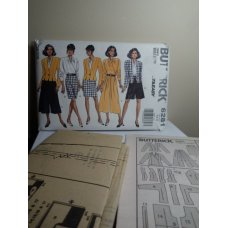 Butterick Sewing Pattern 6281
