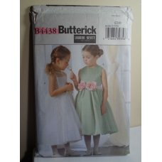 Butterick Sewing Pattern B4438