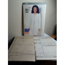 Butterick See and Sew Sewing Pattern 3987
