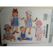 Butterick Sewing Pattern 3172
