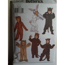 Butterick Sewing Pattern 3238