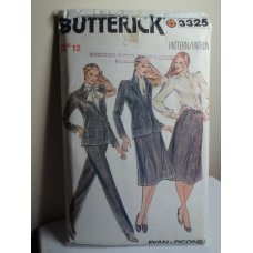 Butterick Sewing Pattern 3325