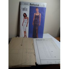 Butterick Sewing Pattern 3341
