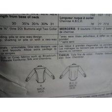 Butterick Sewing Pattern 3364