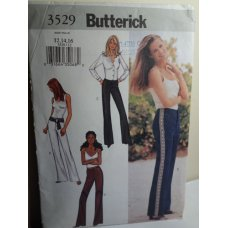 Butterick Sewing Pattern 3529