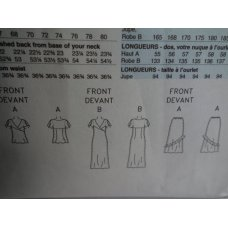 Butterick Sewing Pattern 4127