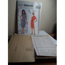 Butterick Sewing Pattern 4185