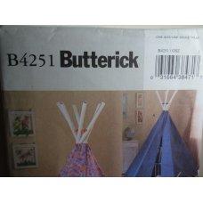 Butterick Sewing Pattern 4251