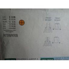 Butterick Sewing Pattern 4270