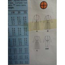 Butterick Sewing Pattern 4364