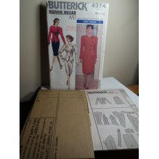 Butterick Sewing Pattern 4374