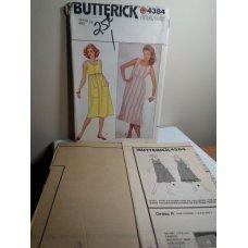 Butterick Sewing Pattern 4384