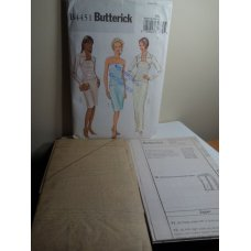 Butterick Sewing Pattern 4451