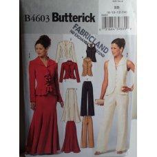 Butterick Sewing Pattern 4603