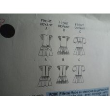 Butterick Sewing Pattern 4675