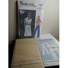 Butterick Sewing Pattern 4696