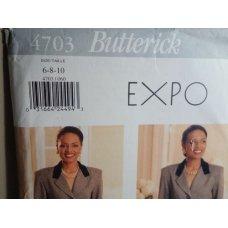 Butterick Sewing Pattern 4703