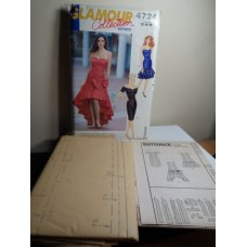 Butterick Sewing Pattern 4724
