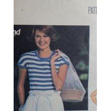 Butterick Sewing Pattern 4767