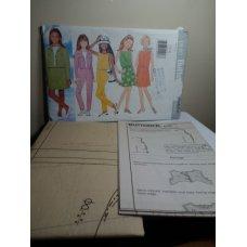 Butterick Sewing Pattern 4840