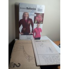 Butterick Sewing Pattern 4866