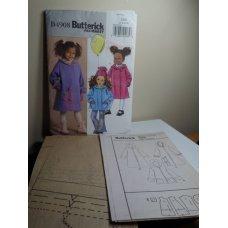 Butterick Sewing Pattern 4908