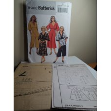 Butterick Sewing Pattern 5002