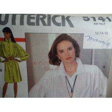 Butterick Sewing Pattern 5141
