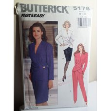 Butterick Sewing Pattern 5178