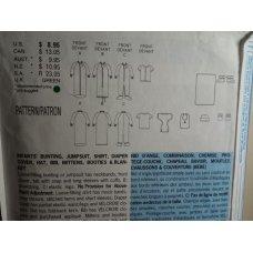 Butterick Sewing Pattern 5220