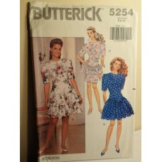 Butterick Sewing Pattern 5254
