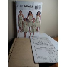 Butterick Sewing Pattern 5322