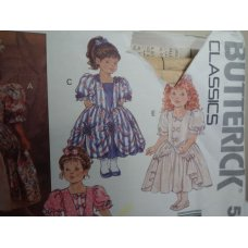 Butterick Sewing Pattern 5821