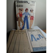Butterick Sewing Pattern 5902
