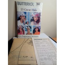 Butterick Sewing Pattern 5948
