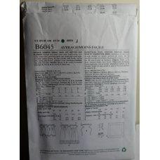 Butterick Sewing Pattern 6045