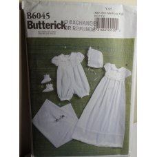 Butterick Sewing Pattern 6045