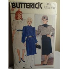 Butterick Sewing Pattern 6095